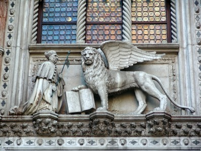 Lion of St Mark better