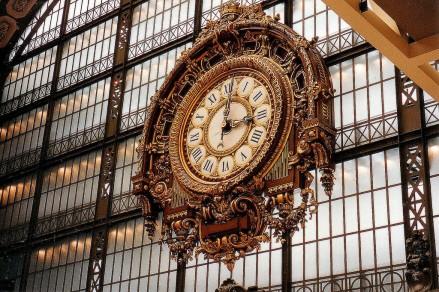 musee d orsay clock