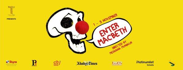 Enter Macbeth poster