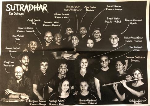 Sutradhar cast list