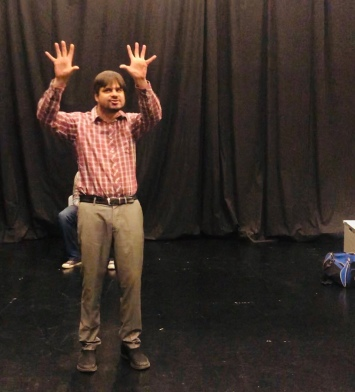 Arjun Burman as Mervyn