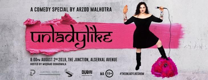 Arzoo Malhotra Unladylike